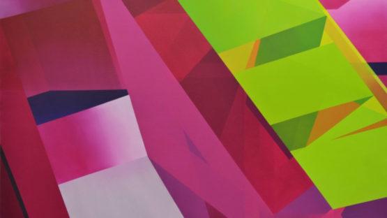 Marna Shopoff - Folding, 2016 (detail)