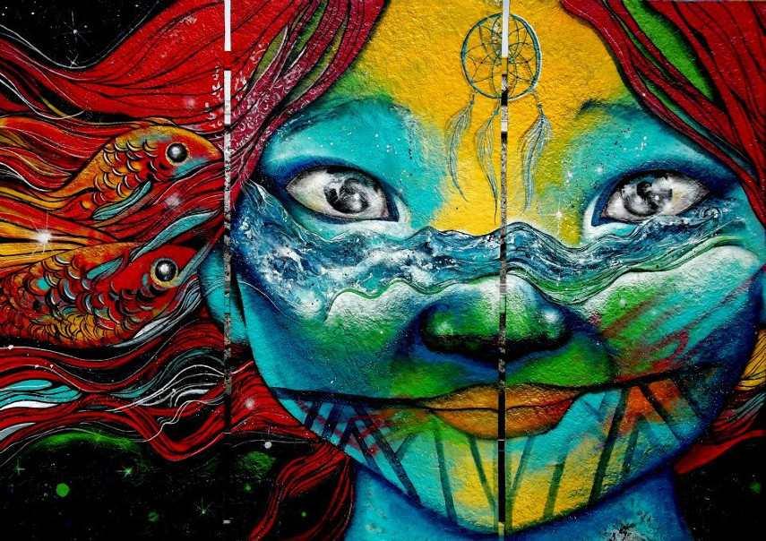 Marta Noemi Noriega - Mural, 2013