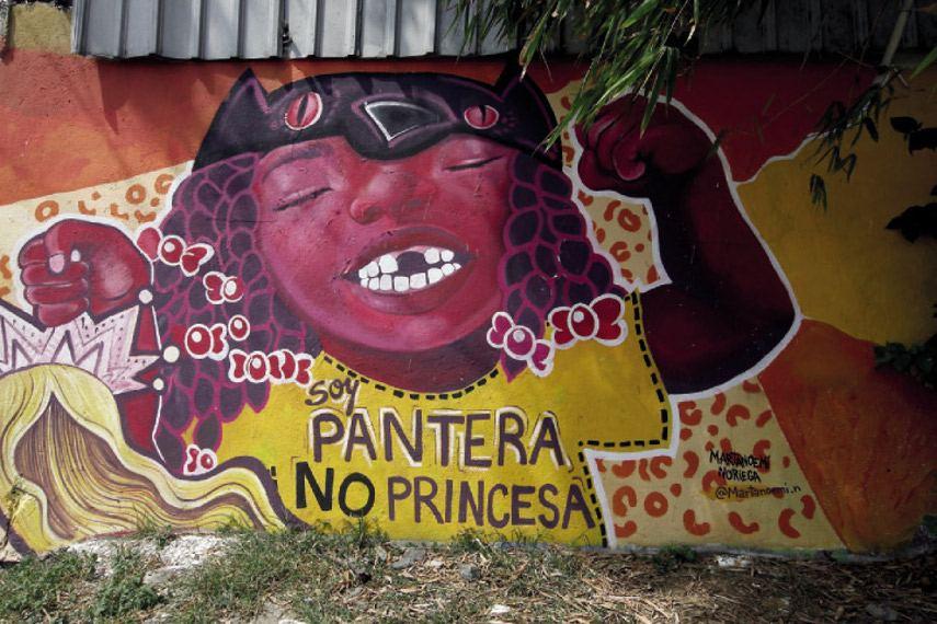 Marta Noemi Noriega - Pantera No Princesa