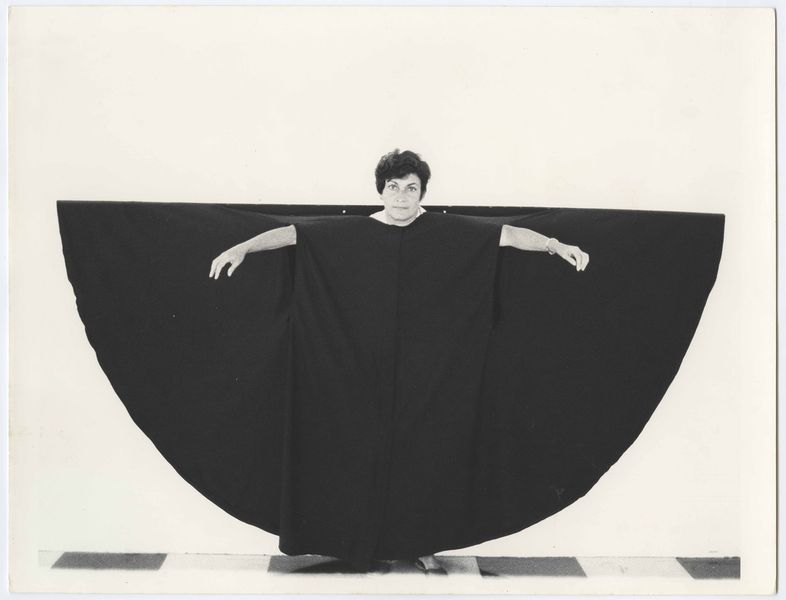 Martha Araújo - Hábito/Habitante (Habit/inhabitant), 1985