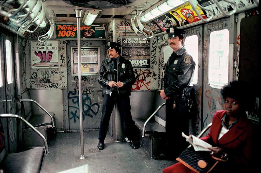 The History of Train Graffiti