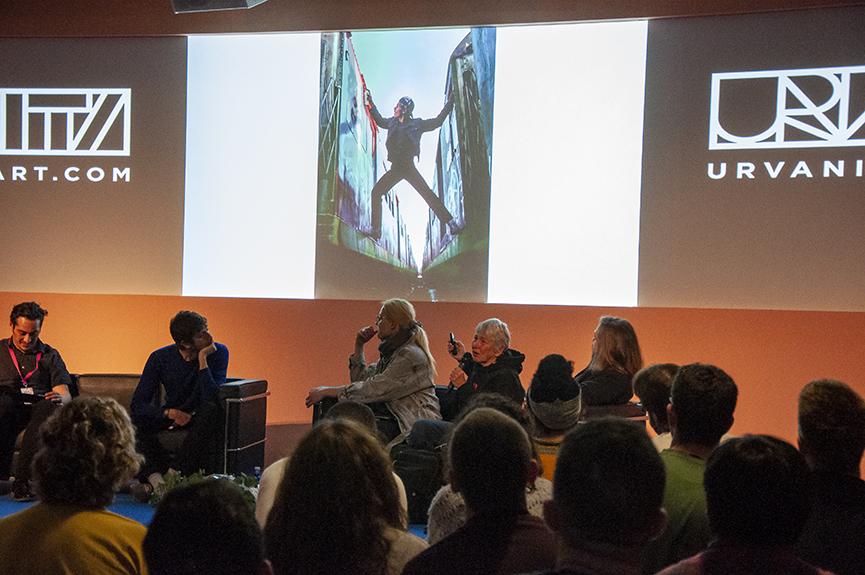 Martha Cooper Urvanity Art Talks, Urvanity Art 2020 Madrid