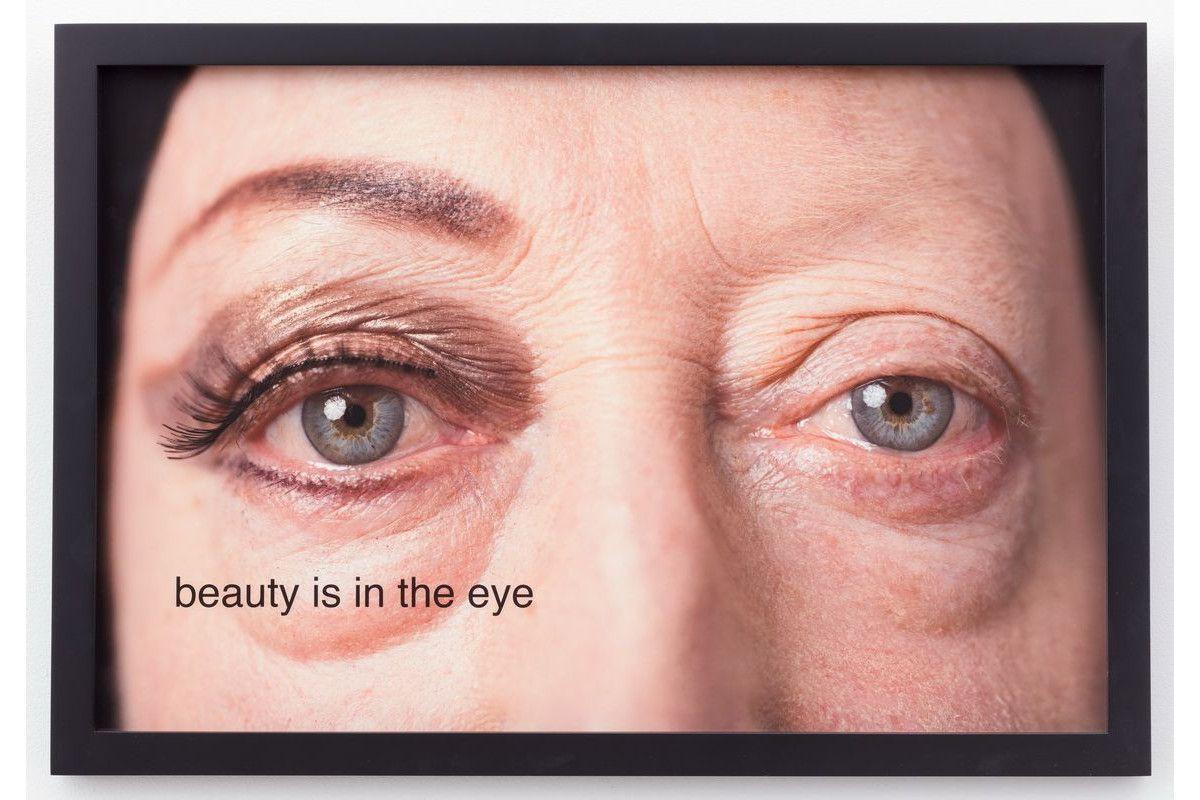 Martha Wilson - Beauty is in the eye