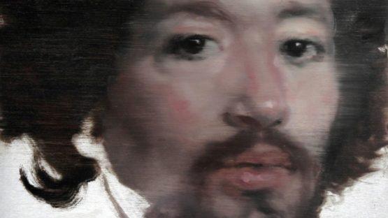 Martin C Herbst - Juan de Pareja 4, 2014 (detail)