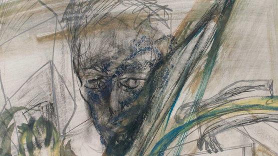 Martin Disler - Untitled, 1986 (detail)