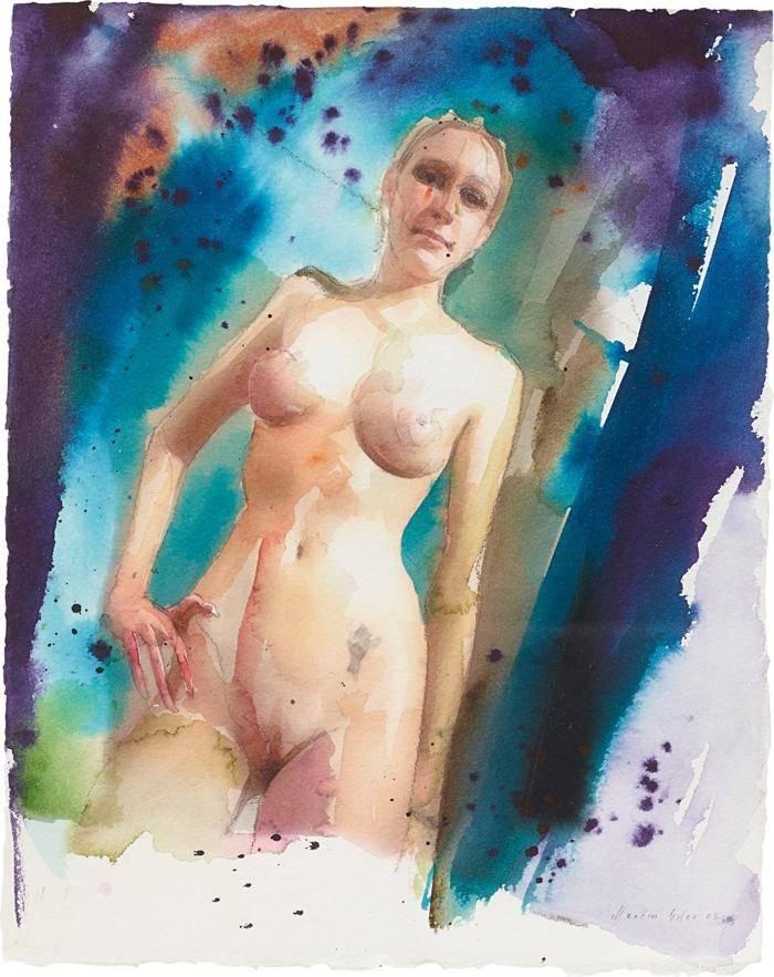 Martin Eder-Untitled (699MEgirl05/05)-2005