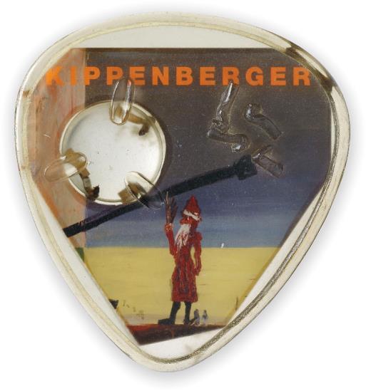 Martin Kippenberger-Aschenbecher (Ashtray)-1991