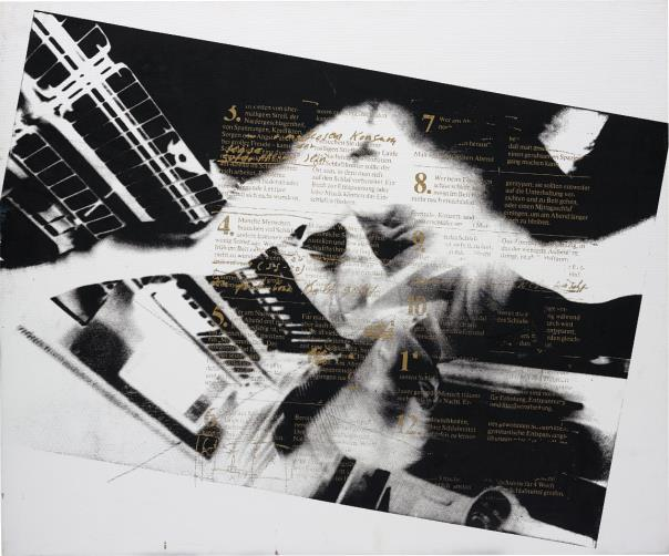 Martin Kippenberger-I.N.P.-1984