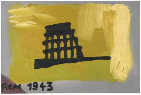 Martin Kippenberger-Untitled (Rom 1943)-1986
