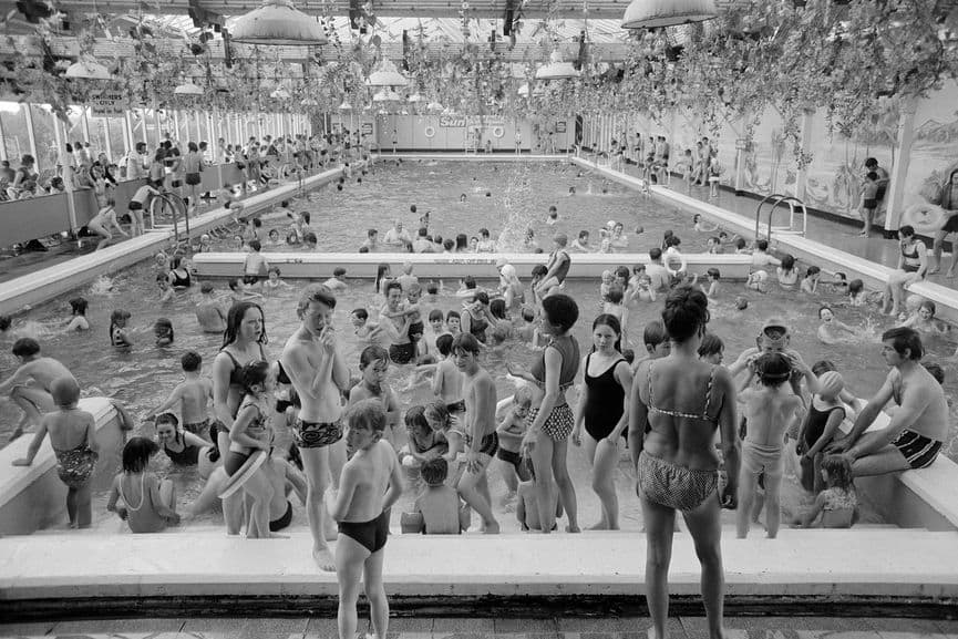 Martin Parr - From 'Butlins by the Sea', 1972