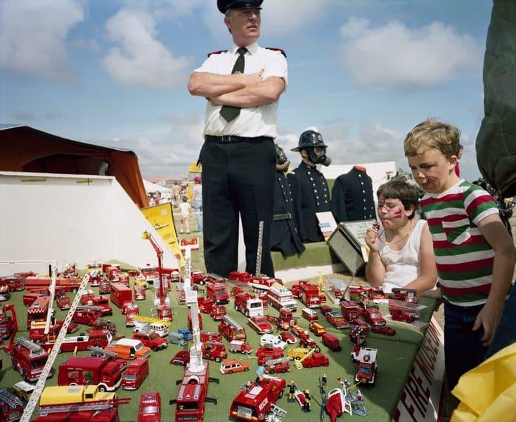 Wallasey Carnival, Wallasey, 1983