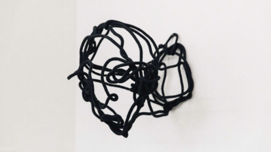 Martin Tardy - Head, 2018 (detail)