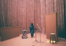 A Film still From Incense Sweaters and Ice by Martine Syms