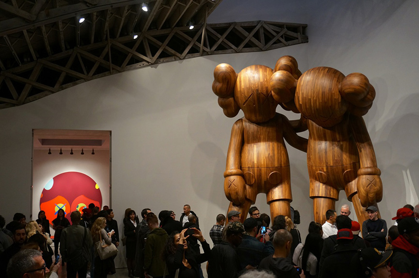 Art Basel Miami exhibitor