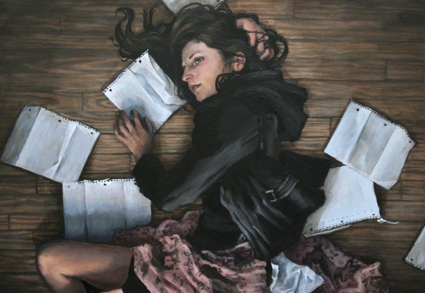 Mary Chiaramonte - A World Away, 2016