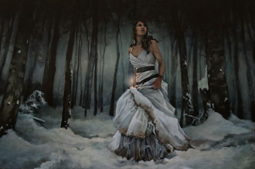 Mary Chiaramonte - Lost Bride, 2015