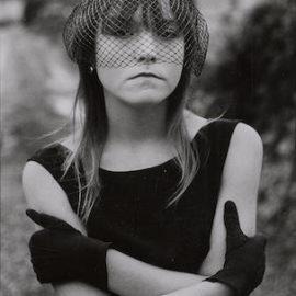 Mary Ellen Mark-Tiny in Her Halloween Costume, Seattle-1983