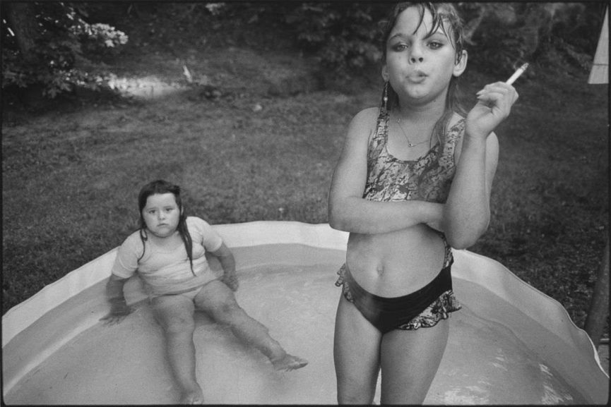 Mary Ellen Mark photography, via abcnews.go com