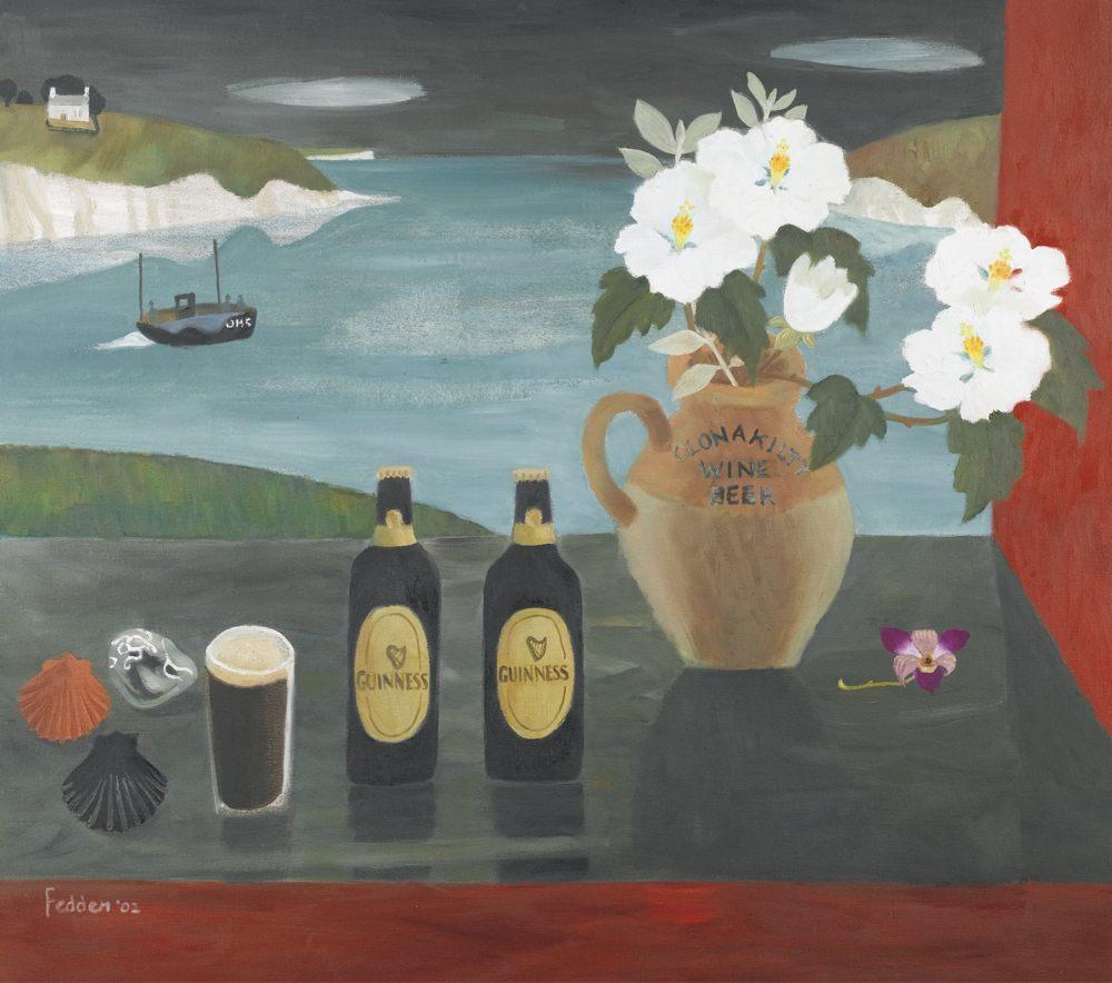 Mary Fedden-Clonakilty, Co. Cork-2002