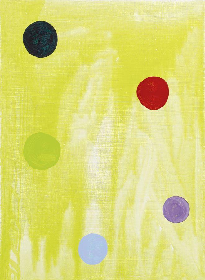 Mary Heilmann-Dottie 1-1992