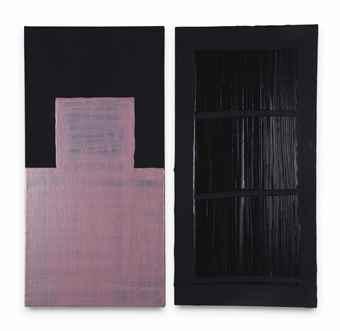 Mary Heilmann-The Bride/The Window-1980