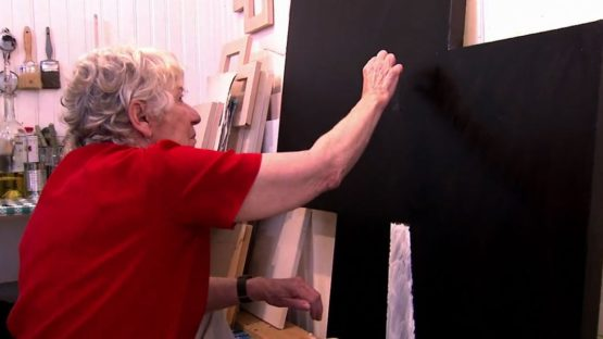 Mary Heilmann in Season 5 of Art in the Twenty-First Century, 2009, photo credits - Art21
