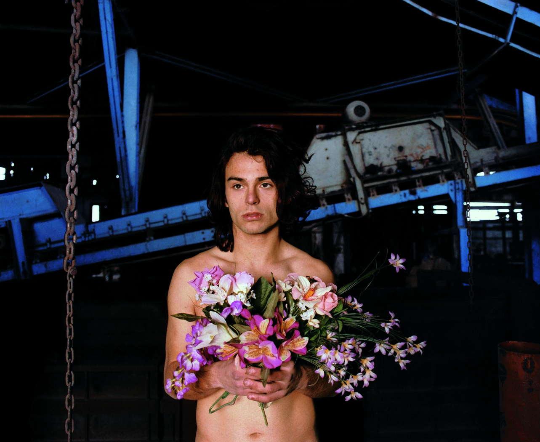 Mat Collishaw-Ideal Boys, Francesco-1997