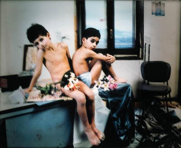 Mat Collishaw-John Luca & Paco-1997
