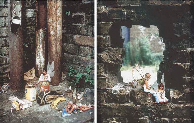 Mat Collishaw-Sugara and Spice, All Things Nice, This Is What Little Girls Are Made Of No.5 & No.7-1998