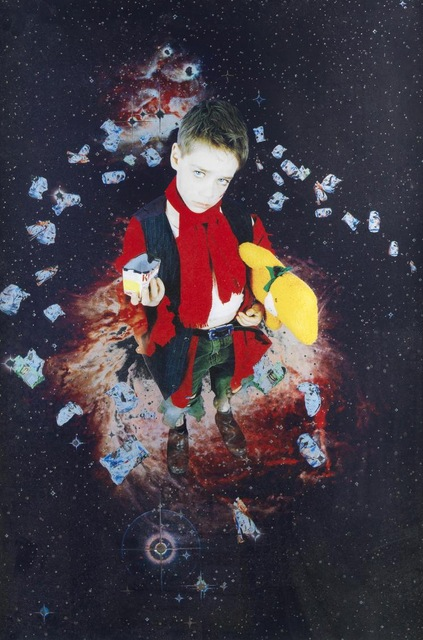 Mat Collishaw-Untitled (From Screen a Portfolio of 11 Screenprints by 12 Artists)-1997