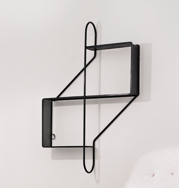 Mathieu Mategot - Cle De Sol Wall Shelf-1955