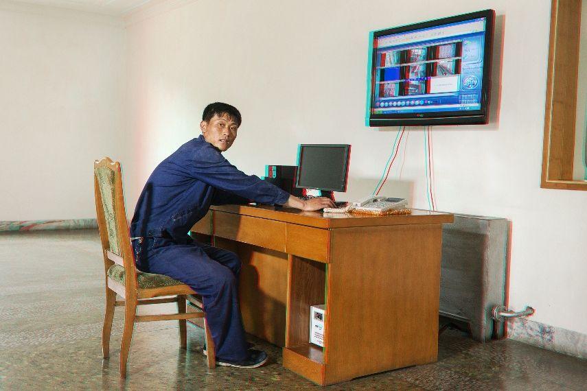 portraits North Korea