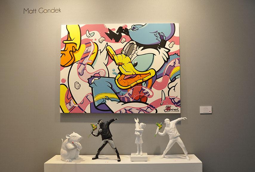 Matt Gondek, Avenue des Arts