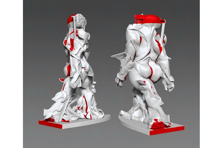 Matt Smith and Anders Raden - Digital rendering