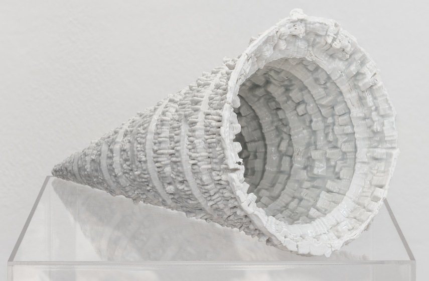 Matteo Nasini - Sparkling Matter Sculptures, 2016