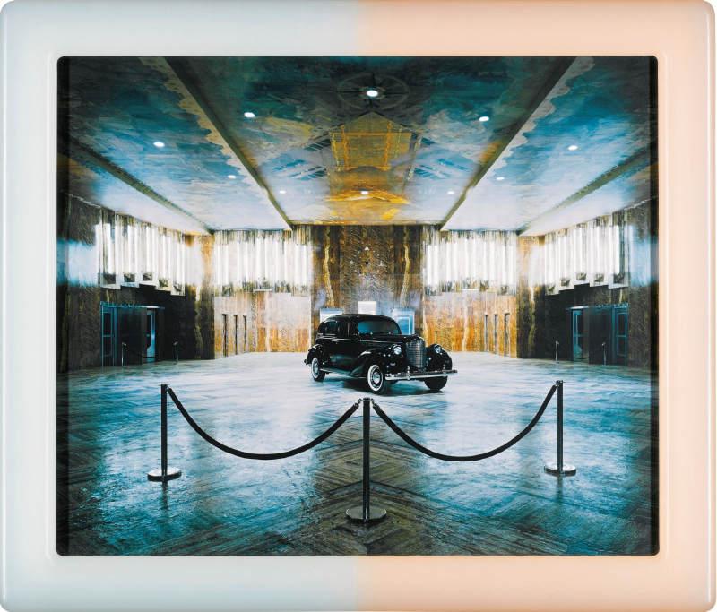 Matthew Barney-Cremaster 3: Chrysler Imperial-2001