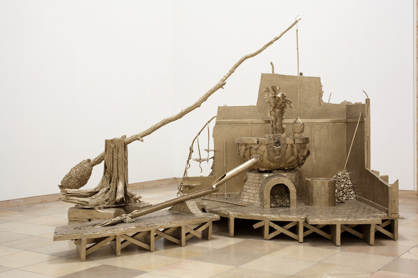 Matthew Barney was featured in news in 2016 where barney's work was praised for its quality