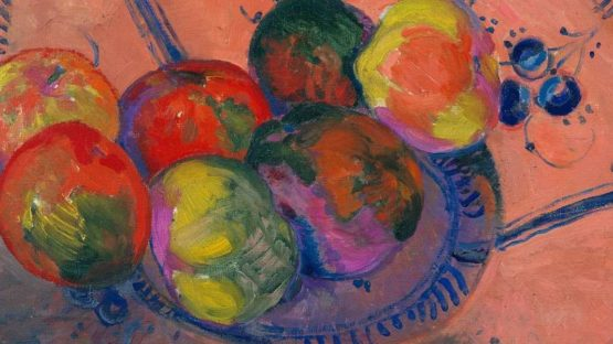 Matthew Smith - Apples, 1919 (detail)