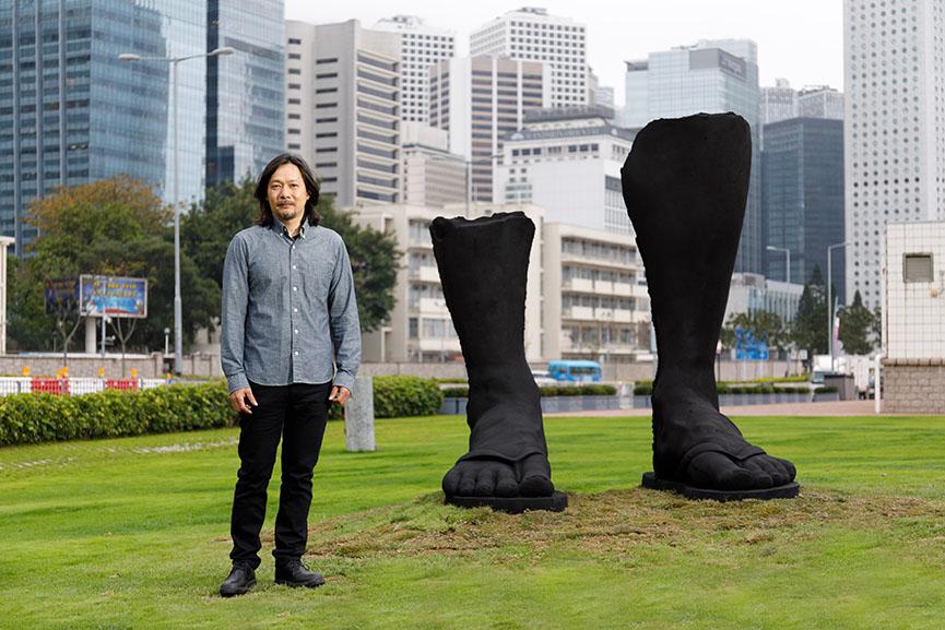 Matthew Tsang Man Fu - Before Collapse, 2018