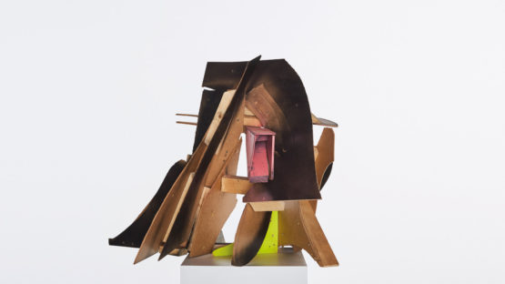 Matthias Zinn - Untitled (Head), 2017