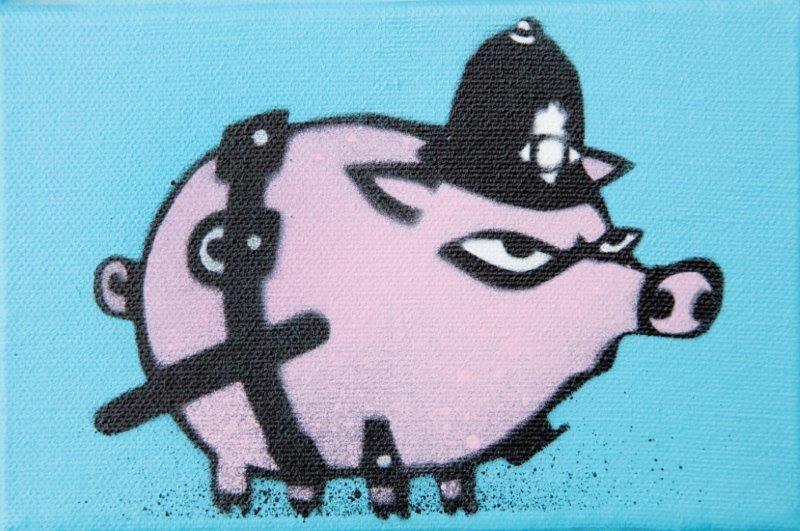 Mau Mau-Bobby Pig-2015