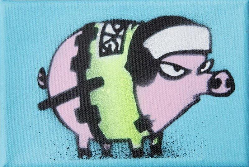 Mau Mau-Flat Top Pig-2015
