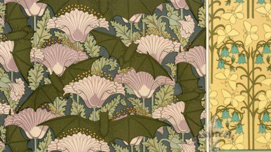 Maurice Pillard Verneuil - L'Animal dans la Decoration Grasset, 1897 - Image via panteek