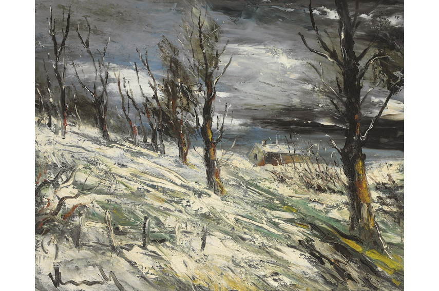 Maurice de Vlaminck loved the view on the Chatou banks and preferred his privacy