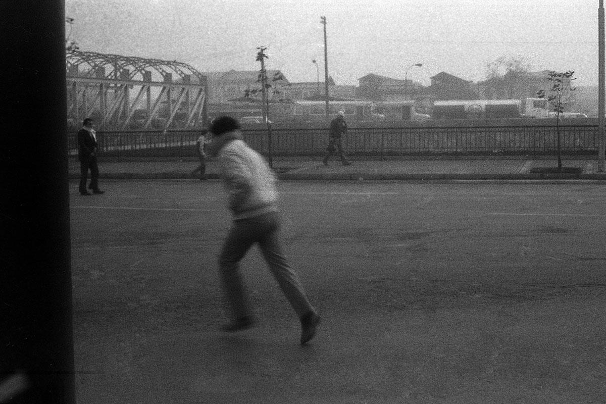 Mauricio Valenzuela - Mapocho Niebla, 1980-83