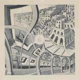 Maurits Cornelis Escher-Print Gallery-1956
