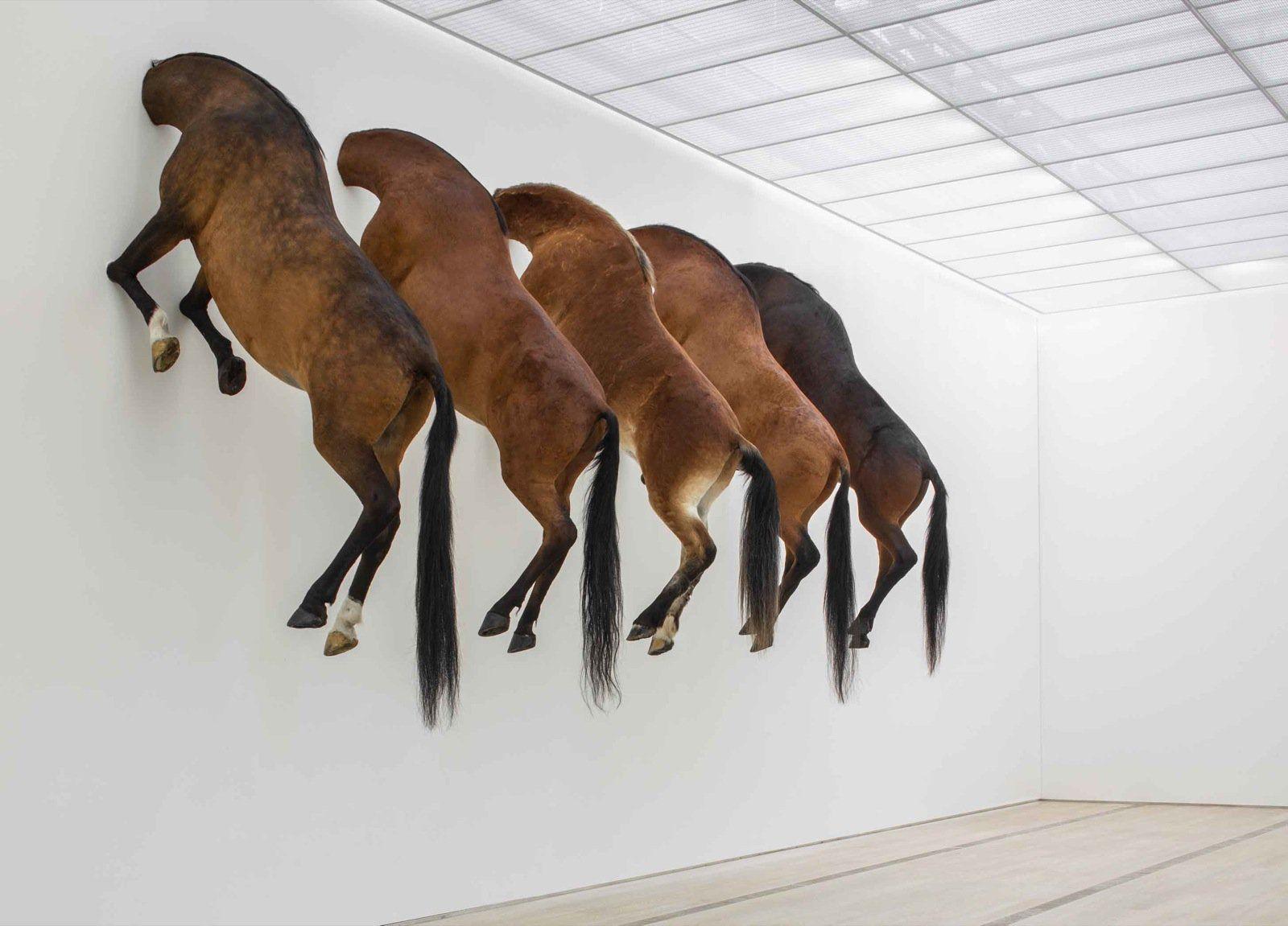 Maurizio Cattelan - Untitled, 2007