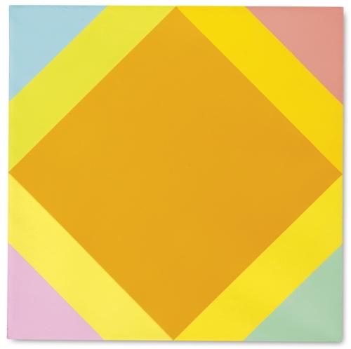 Max Bill-Zerstrahalung Von Orange-1972