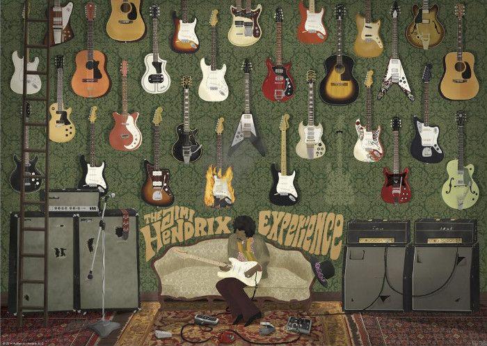 Max Dalton - The Jimi Hendrix Experience