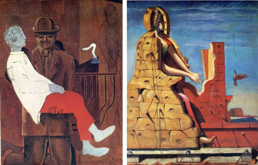 Max Ernst - home april contact